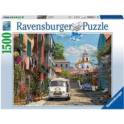 Puzzle Idyllisches Südfrankreich 1500T