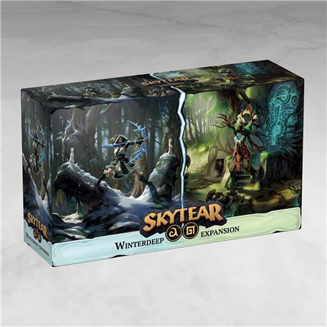 Skytear Winterdeep Expansion ENG