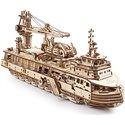 Ugears Holzpuzzle Forschungsschiff