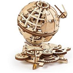 Ugears Holzpuzzle Globus