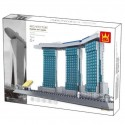 WANGE Marina Bay Sands Hotel Singapur WG-4217