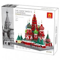 WANG Basilius Kathedrale in Moskau WG-6213