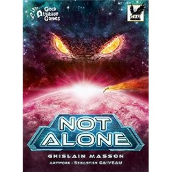 Not Alone (dt.) + Promo