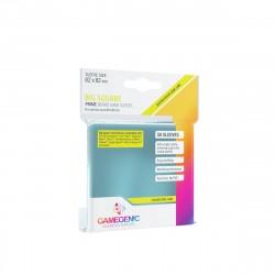 Gamegenic PRIME Big Square-Sized Sleeves 82 x 82 mm Clear Kartengröße 80x80