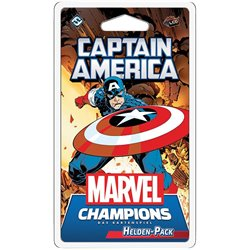 Marvel Champions The Card Game Captain America DE