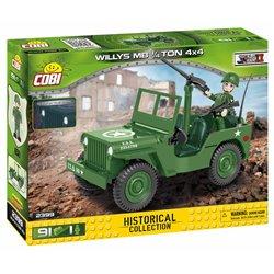 COB 91 PCS HC WWII /2399/ WILLYS MB 1/4-TON 4X4