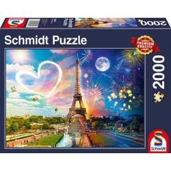 Puzzle Paris 2000T