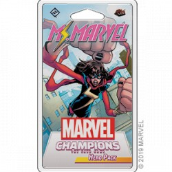 Marvel Champions The Card Game Ms. Marvel DE