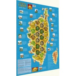 Catan Spielplan Korsika