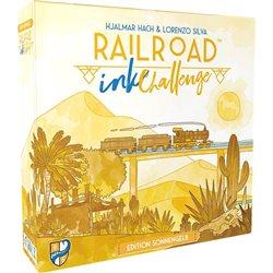 Railroad Ink Challenge Edition Sonnengelb