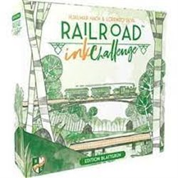 Railroad Ink Challenge Edition Blattgrün