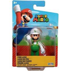 Super Mario Figur Luigi 6,5cm