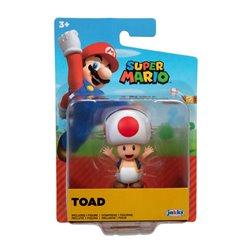 Super Mario Figur Toad 6,5cm