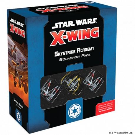 Star Wars X-Wing 2.Ed. Skystrike Akademie dt.