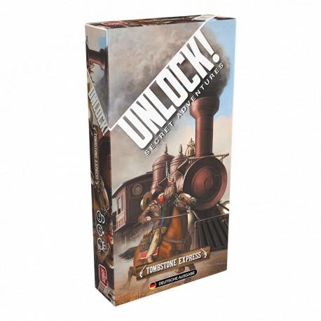 Unlock Tombstone Express Einzelszenario dt.