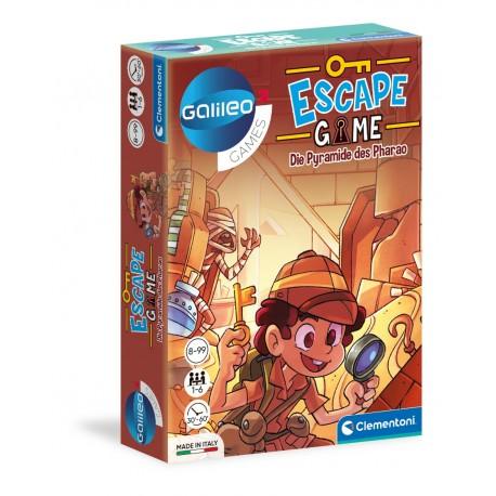 Escape Game Die Pyramide des Pharao Gallileo