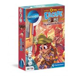 Escape Game Das geheimnisvolle Museum Gallileo