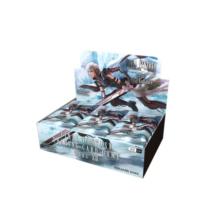 Final Fantasy TCG Opus XIII Crystal Radiance Booster Display (36 Packs) DE
