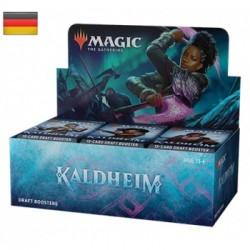 Magic the Gathering Kaldheim Draft Booster Display 36 Packs DE