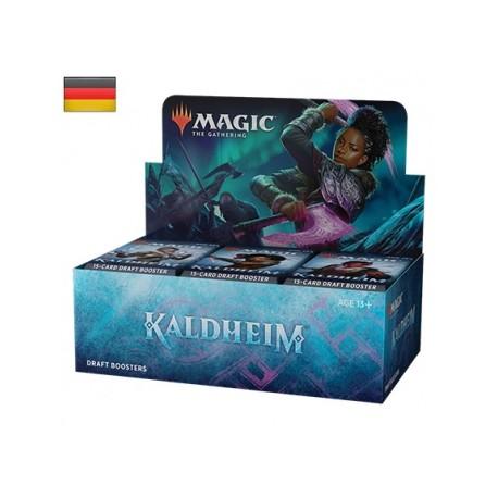 MTG Kaldheim Draft Booster Display (36 Packs) DE