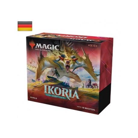 MTG Ikoria Lair of Behemoths Bundle DE