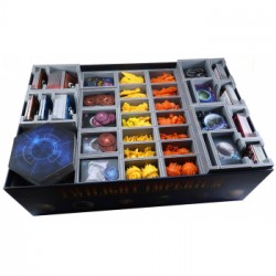 Folded Space Insert Twilight Imperium Prophecy of Kings