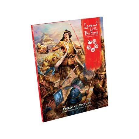 Legend of the Five Rings RPG Fields of Victory ENG