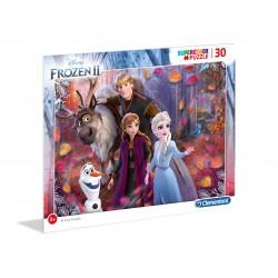 Frozen 2 Rahmenpuzzle 30T