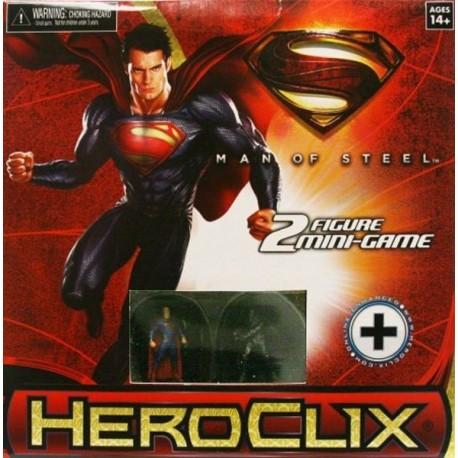 DC Man of Steel Mini Game
