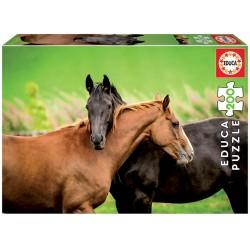 Puzzle Pferde 200T