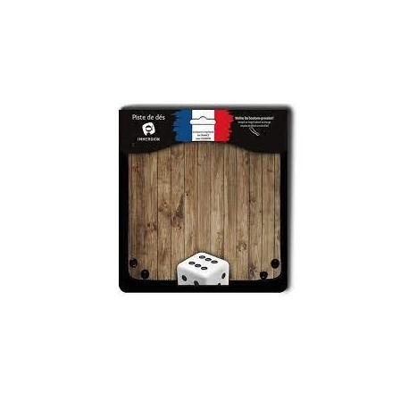 Würfelteller Neopren Wood Texture