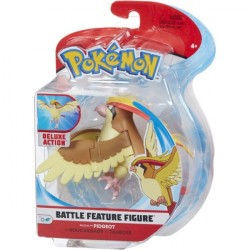 Pokemon Battle Feature Figur Tauboss Serie 8