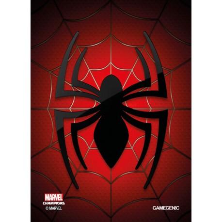 MARVEL CHAMPIONS art sleeves Spider Man