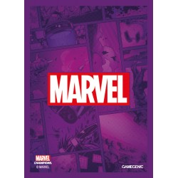 MARVEL CHAMPIONS art sleeves Marvel Purple