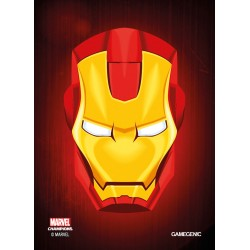 MARVEL CHAMPIONS art sleeves Iron Man