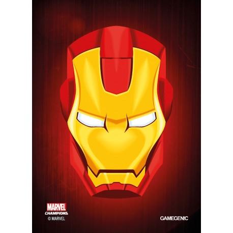 MARVEL CHAMPIONS art sleeves Iron Man