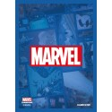 MARVEL CHAMPIONS art sleeves Marvel blue