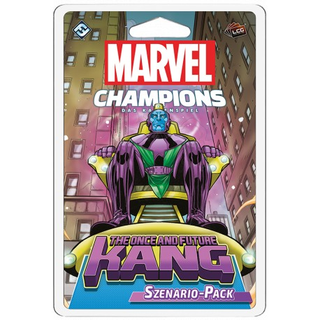 Marvel Champions Das Kartenspiel The Once and Future Kang dt.