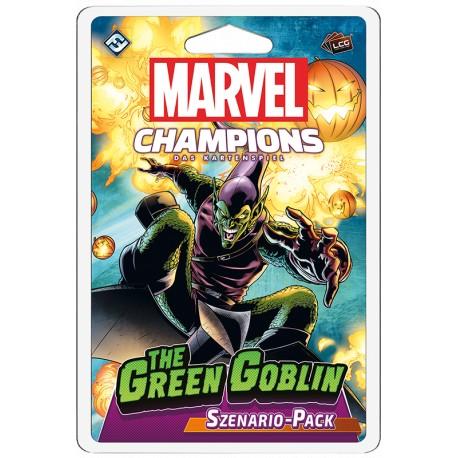 Marvel Champions Das Kartenspiel The Green Goblin dt.