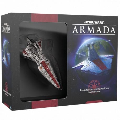 Star Wars Armada Sternenzerstörer der VenatorKlasse