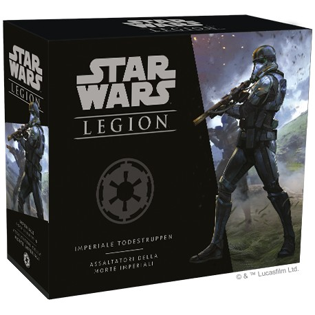 Star Wars Legion Imperiale Todestruppen