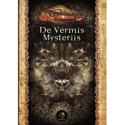 Cthulhu De Vermis Mysteriis HC unfoliert