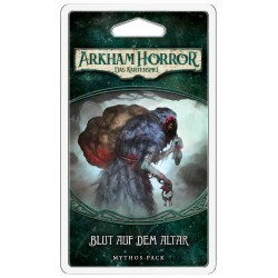 Arkham Horror Card Game LCG Blut auf dem Altar