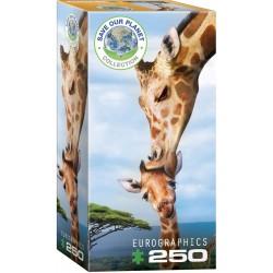 Puzzle Giraffes 250T 8251-0294