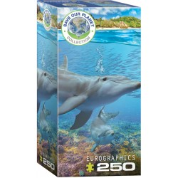 Puzzle Dolphins 250T 8251-5560