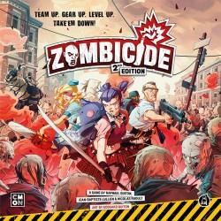 Zombicide 2nd Edition Core Box ENG