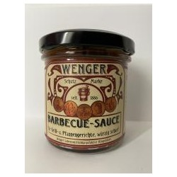 Wenger Senf Barbecue-Sauce