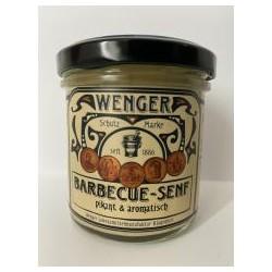 Wenger Senf Barbecue-Senf