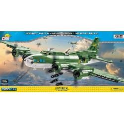 COB 900 PCS SMALL ARMY /5707/ BOEING B-17F MEMPHIS