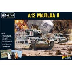 Bolt Action A12 Matilda II